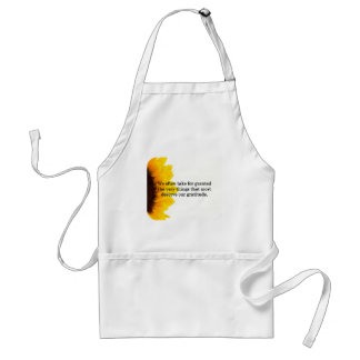 Template Adult Apron
