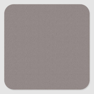 Template Blank Add your image text elegant grey Square Sticker
