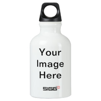 Template Blank ..  Add your image text here SIGG Traveler 0.3L Water Bottle