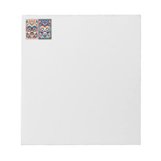 TEMPLATE Blank DIY make color choice out of 255 Notepad