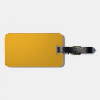 Template blank easy add TEXT PHOTO JPG IMAGE FUN Luggage Tag
