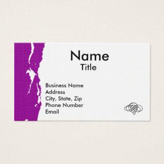Template - Business Profile Card