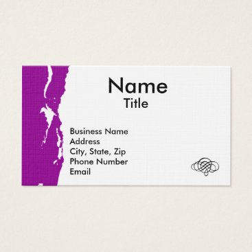 Professional Business Template - Business Profile Card