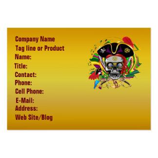Template Businesss Card Mardi Gras Business Card Template