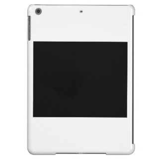 Template Case For iPad Air