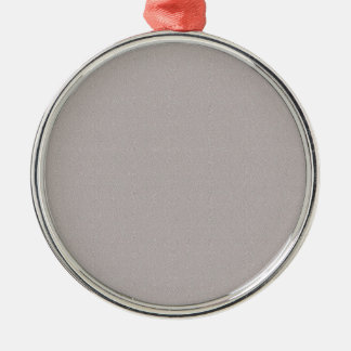 TEMPLATE Colored Easy to ADD TEXT and IMAGE Metal Ornament