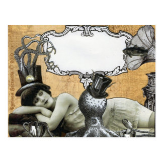 Template Custom Calypso Postcard
