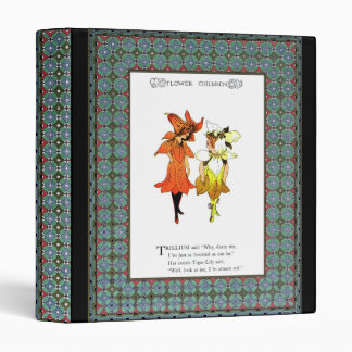 Template - Decorative Colorful Frame Border Binder