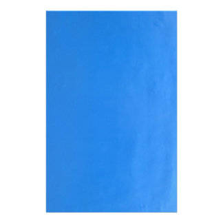 Template DIY add  TEXT IMG Oil Painted Blue Wall Stationery