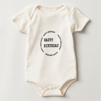 Template DIY Blanks easy to add TEXT PHOTO IMAGE Baby Bodysuit