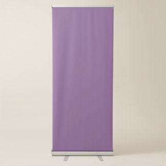 TEMPLATE DIY design your own add photo text Retractable Banner