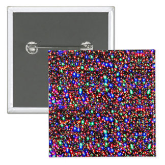 Template DIY Fountains n Festival Light Shows gift 2 Inch Square Button