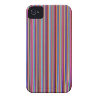 Template DIY gifts Creative lines colorful stripes iPhone 4 Cover