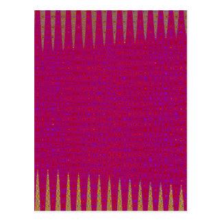 Template DIY Holy Purple add TEXT PHOTO IMAGE Postcard