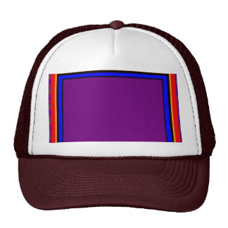 Template EASY customize add TEXT PHOTO quote DIY Trucker Hats