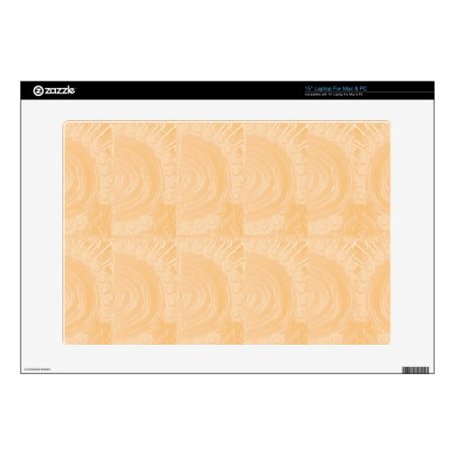 """Template Engraved Gold Foil : Add Text Image 15"""" Laptop Skins"""