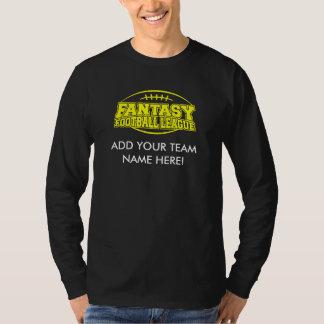 TEMPLATE Fantasy Football League T-Shirt