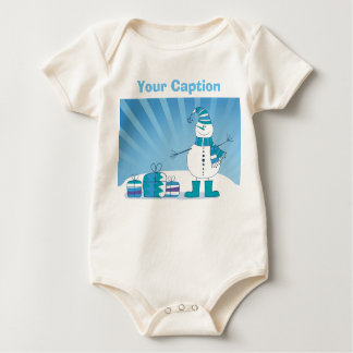 Template Fast SQ SOLID Baby Bodysuit