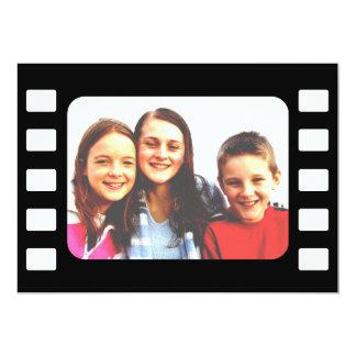 Template, Film Template Card