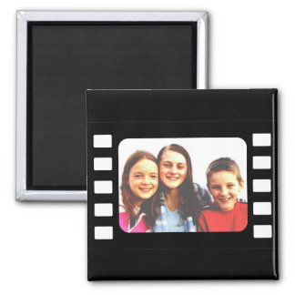 Template, Film Template Refrigerator Magnets
