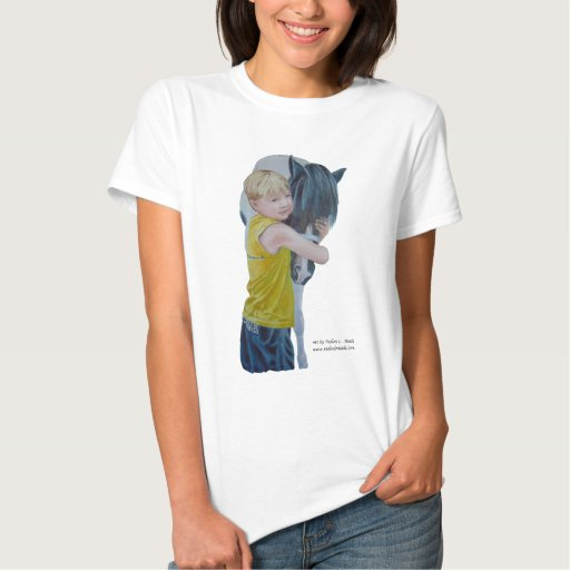 Template fitted ladies Tshirt