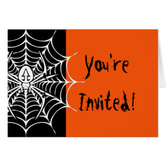 Template - Halloween Party Invitation