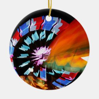 template christmas tree ornament