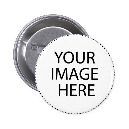 template pinback button