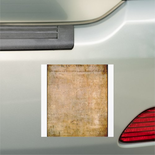 Template placeholder for my quick create car magnet