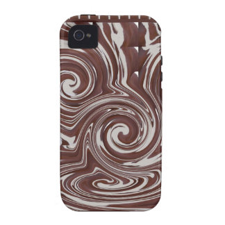 TEMPLATE Reseller Customer CHOCOLATE MONSTER Case-Mate iPhone 4 Case