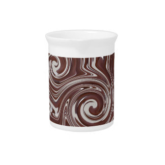 TEMPLATE Reseller Customer CHOCOLATE MONSTER Drink Pitchers