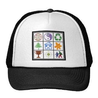TEMPLATE Resellers Customers SYMBOLS motivational Trucker Hats