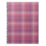 Template Spiral Notebook