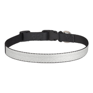 Template - White Lace Background Pet Collars