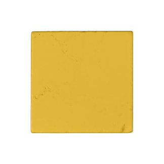 template yellow stone magnet