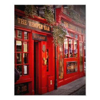 Temple Bar Art Photo