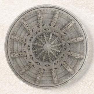 Temple Ceiling I Coaster