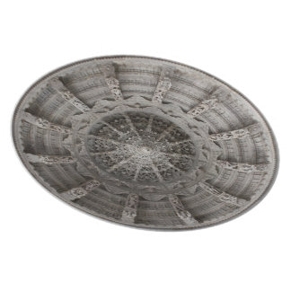 Temple Ceiling II Plate