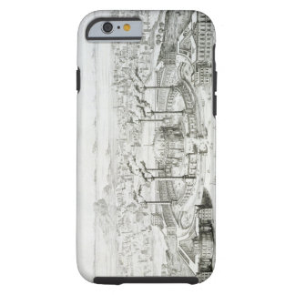 Temple copied from a design on a medal found besid tough iPhone 6 case