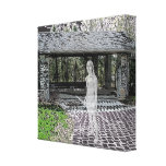 Temple Defender Stretched Canvas Prints