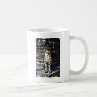 Temple Dragon Coffee Mug
