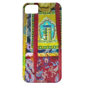 Temple embroidery, Singapore iPhone SE/5/5s Case