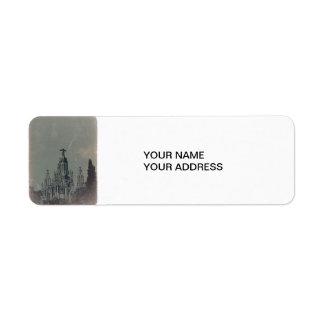 Temple Expiatori Label