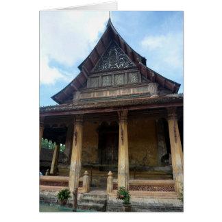 temple haw phra card