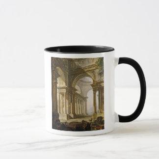 Temple in Ruins Mug
