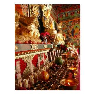 Temple/ Inner Mongolia Postcard