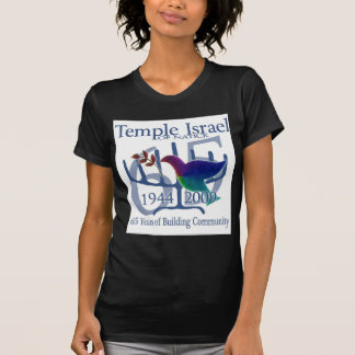 Temple Israel of Natick 65 years T-Shirt