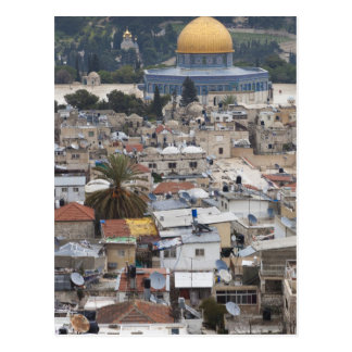 Temple Mount and Dome of the Rock Postcard
