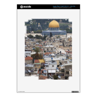 Temple Mount and Dome of the Rock iPad 3 Skin