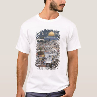 Temple Mount and Dome of the Rock T-Shirt